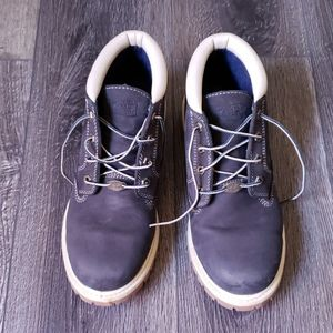 Timberland Waterproof NAVY BLUE Nellie Chukka